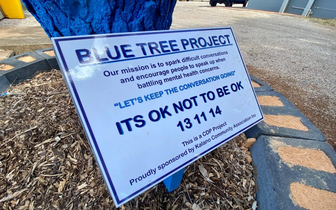Blue Tree Project